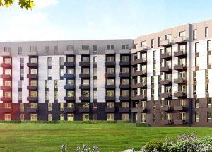 Bieńczyce - setki mieszkań dla wymagających