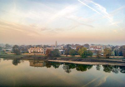 Śladem dzielnic Krakowa Dębniki