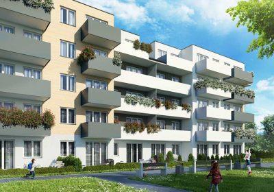 Osiedle Murapol Nowy Złocień - nowoczesne mieszkania w otoczeniu zieleni