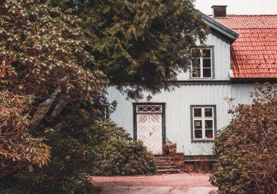Sielski dom na obrzeżach miasta - Kraków Kliny