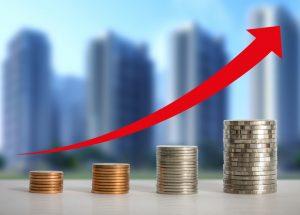 Wzrost cen mieszkań w Krakowie
