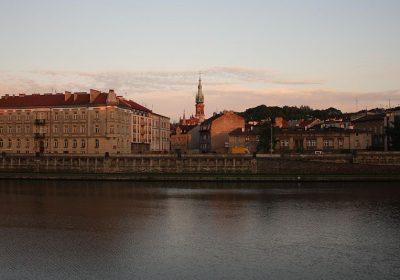 Śladem dzielnic Krakowa Podgórze