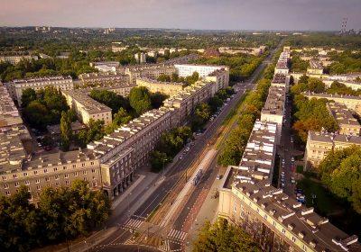 Śladem dzielnic Krakowa Nowa Huta