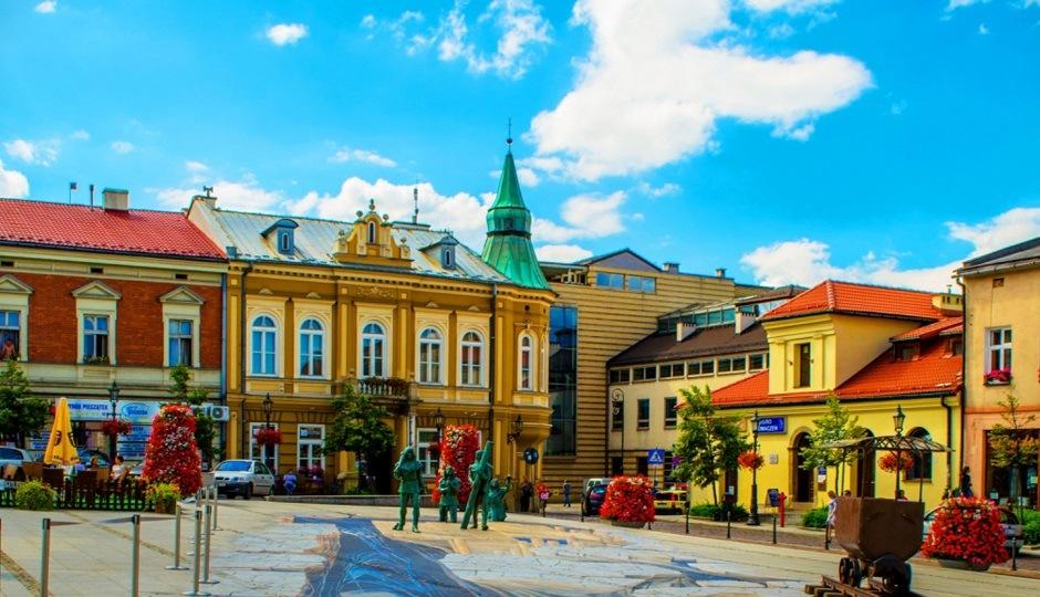 5 powodów, dla których warto zamieszkać w Wieliczce