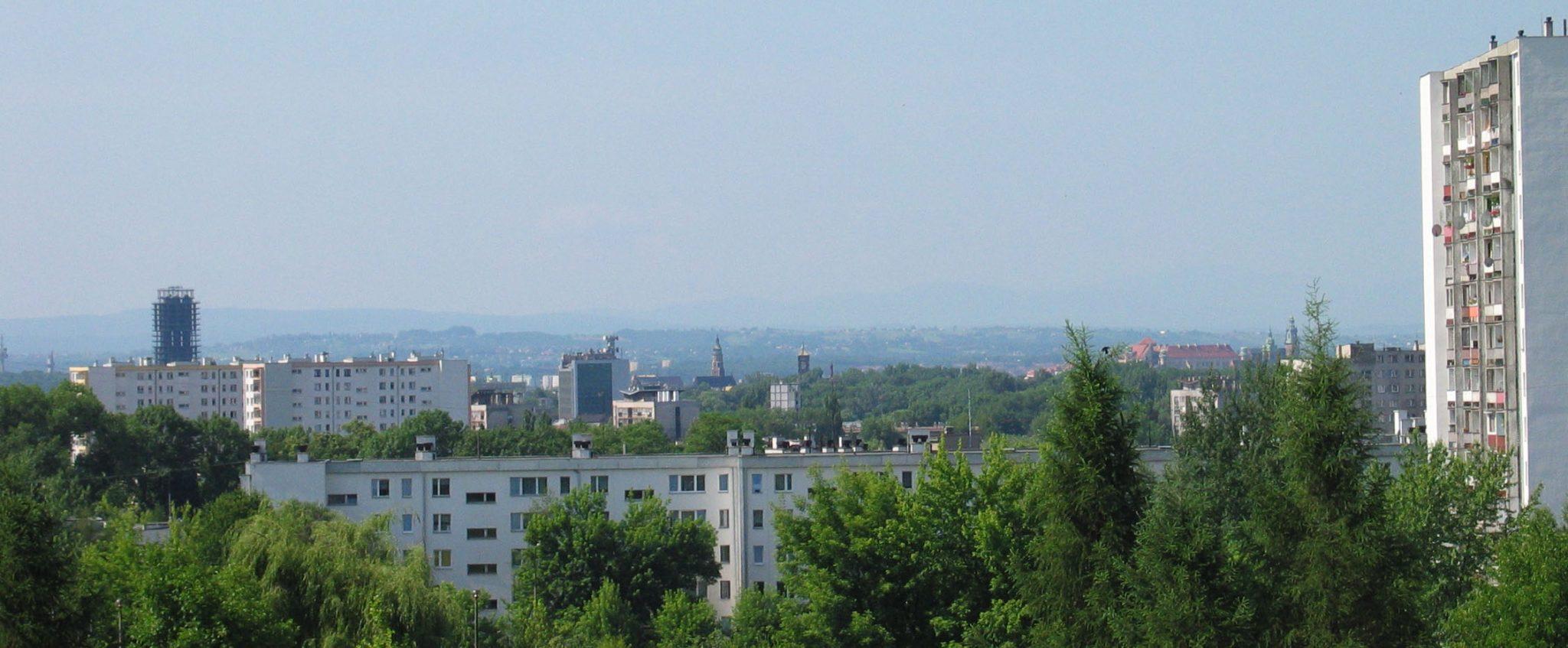 Śladem dzielnic Krakowa Prądnik Czerwony